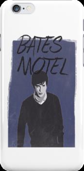 Bates Motel by alltimemckenna