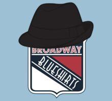 Broadway Blueshirts Kids Clothes