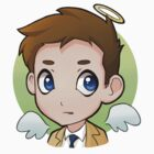Chibi Cas by robynhinchman