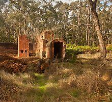 Jubilee mine scarsdale by Matthew Burniston