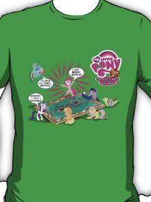 My Little D&D Ponies T-Shirt