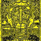 Rebirth - Black & Yellow by fionfairyland