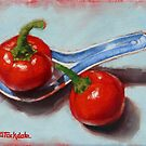 Spoonful Of Chilli by Margaret Stockdale