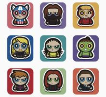 powerpuff hero icon by irosyan