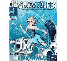 The Amazing Elsa!  Photographic Print