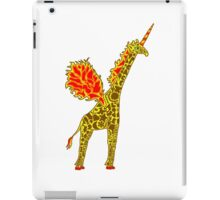 Giralicorn  iPad Case/Skin