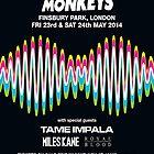 Arctic Monkeys - Finsbury Park by ianhookem