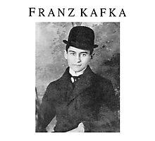 Franz Kafka T-Shirt Photographic Print