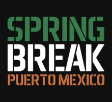 Spring Break Puerto Mexico – 22 Jump Street – Jonah Hill by tvmovietvshirt