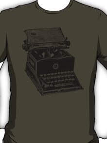 Type! Writer T-Shirt