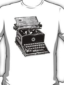 Type! Writer T-Shirt