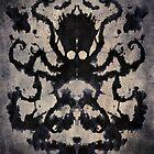 Rorschach Octopus by pijaczaj
