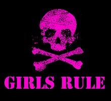 Girls rule by AnchorArt