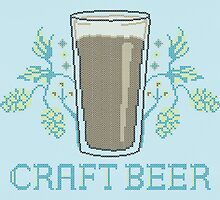 Craft Beer by andrewsteger