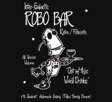 Inter-Galactic Robo Bar by Samuel Sheats