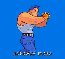 Advance Wars-Max by Vinchtef