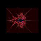Red Jungle by Karo / Caroline Evans (Caux-Evans)