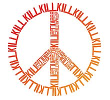 Killer Peace by Mad Ferret