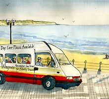 Paul's mini-bus by Redbarron