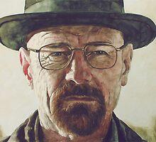 Heisenberg Painting by GarfunkelArt