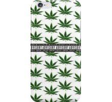 Weed Print <3 iPhone Case/Skin