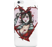moxxi iPhone Case/Skin