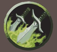 Rogue Class Icon by Falcorion