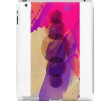 Big Purple Planet Eater iPad Case/Skin