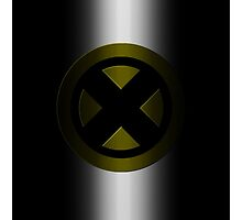 X-Men Logo: Yellow by LeeAnn Ellison