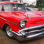 50s Chevrolet by gvcruising