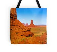 John Ford's Monument Valley Tote Bag