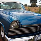 Blue Studebaker (front) by gvcruising