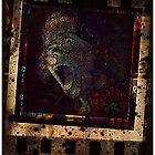 horror art by scrapinsketch
