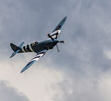 Spitfire Invasion by J Biggadike