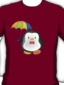 umbrella penguin T-Shirt