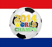 2014 World Champs Ball - Holland by crouchingpixel