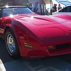 1981 Chevrolet Corvette by gvcruising