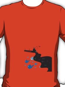Go humans T-Shirt
