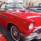 1957 Ford Thunderbird Convertible by gvcruising