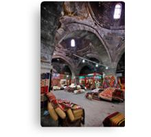 The Bedesten of Kayseri - Turkey Canvas Print