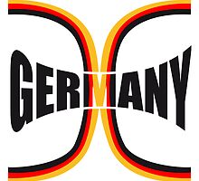 Lines Germany flag by Style-O-Mat