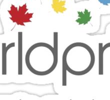 World Pride Sticker
