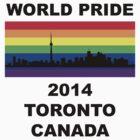 World Pride Toronto by cosimacrazy