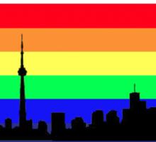 World Pride Toronto 2 Sticker