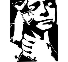 Truman Capote by 53V3NH