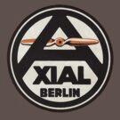 Axial Propellor Logo by warbirdwear