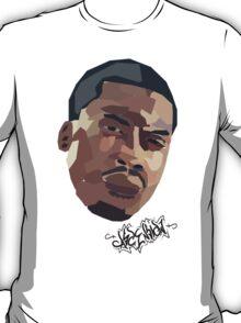 Meek Mill Illustration T-Shirt