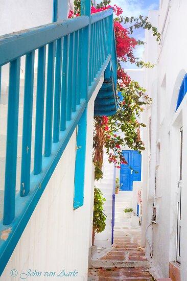..Greece..Mykonos..  by John44