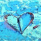 Beach Art #3 by Eileen McVey