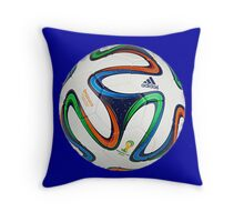 2014 FIFA World Cup Brazil match ball Throw Pillow